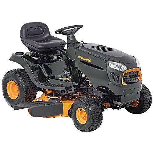 Poulan Pro 960420182 Briggs 155 hp Automatic Hydrostatic Transmission Drive Riding Mower 42