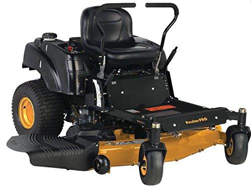 Poulan Pro 967331001 P54zx Briggs V-twin Pro 24 Hp Cutting Deck Zero Turn Radius Riding Mower 54-inch