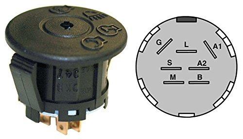 Craftsman Mower Ignition Switch 175566 193350 925-1741 532175566