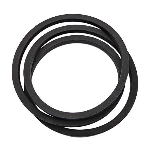 Igidia Replacement 42 Mower Deck Belt for Craftsman Husqvarna 197253 429636 532197253 532429636