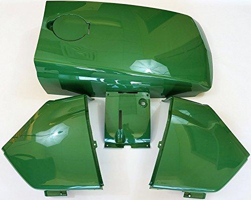 Hood Cowl Set Fits John Deere 4200 4300 4400 Compact Tractor Mower - FlipMFG