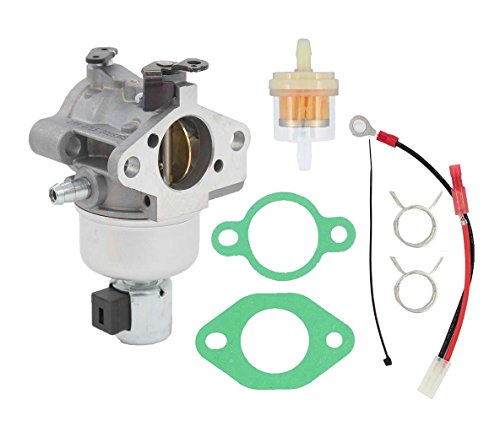 MOTOKU New Carburetor For Lawn Tractor Mower Kohler Engine 12 853 118-S 12 853 104-S 12853118S 12853104S Carb WGasket Plug