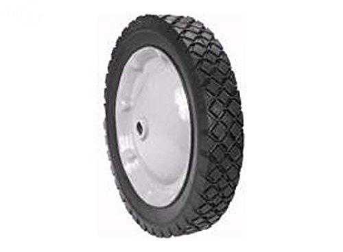 Mr Mower Parts Lawn Mower Wheel for Snapper  3-5726 4-4743 7035726 7035726YP Steel Wheel 10 x 175 Drive Wheel