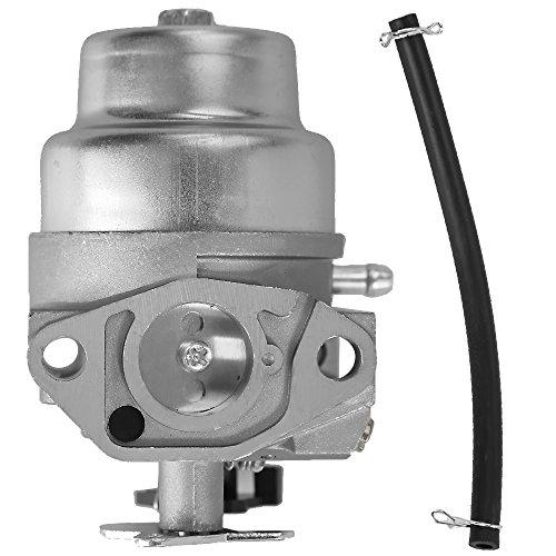 Pan300 Carburetor Kit with Fuel Line Fits for Husqvarna HU800H HU700L HU700F 7021P Lawn Mower Motor Engine Carb
