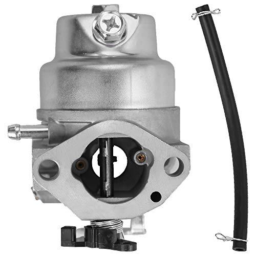 U3store 7021P Carburetor for Husqvarna HU800H HU700L HU700F Lawn Mower Motor Engine Carb Replacement Kit with Fuel Line