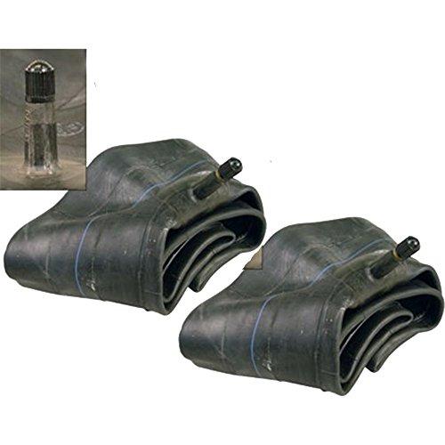 SET OF 2 TWO 15X600-6 Firestone Inner Tubes Tr 13 Rubber Valve Lawn Garden Mower Implement