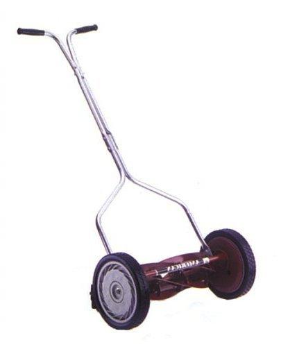 American Lawn Mower 1404-16 5 Blade 16 Inch Push Reel Lawn Mower