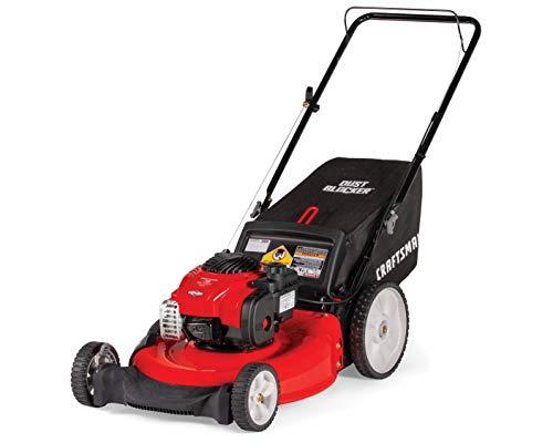 Craftsman M115 11A-B25W791 Push Lawn Mower Red
