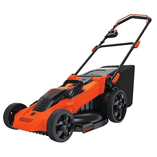 Blackdecker Cm2040 Lithium 3-in-1 Cordless Mower 20-inch 40-volt