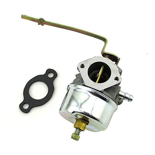 TC-Motor Carburetor For Tecumseh Carb H30 H35 H50 Go Kart Vintage Mini Bike Snow Blowers Pressure Washer 632615 632208 632589 Engine Lawn Mowers MFG 1483 1135 1471