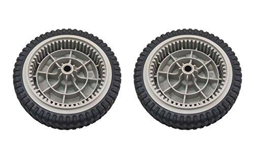 Ximoon 2 Front Drive Self Propel Wheels Lawnmower Wheels for MTDTroy-Bilt 734-04018C734-04018B 734-04018A