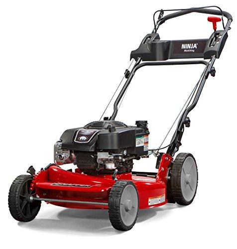 Snapper Rp2185020  7800981 Ninja 190cc 3-n-1 Rear Wheel Drive Variable Speed Self-propelled Lawn Mower With 21