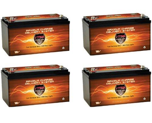 Vmaxtanks Slr175 Agm 175ah Ea 700ah Total Solar Wind Power Backup Agm 12v Vmax Battery