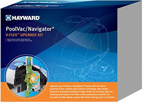 Hayward Navigator Poolvac Ultra XL V-Flex Upgrade Kit PLUS VVX3000SCKITWH