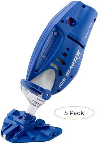 Water Tech Pool Blaster Max Li Pool Spa Cleaner Pack 5