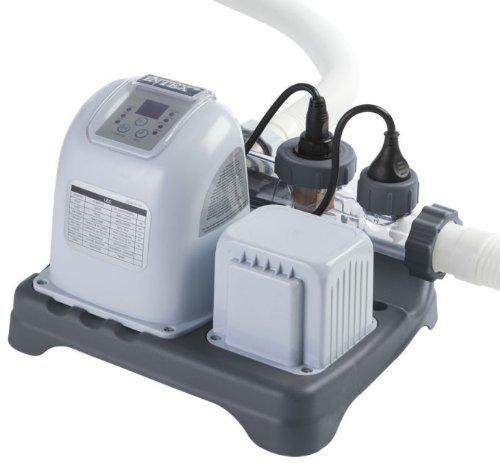 NEW INTEX Easy Set Saltwater System Pool Chlorinator