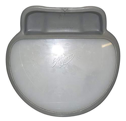 Hot Tub Classic Parts Coleman Spa C400700 Filter Lid Gray 2004-2010 103519