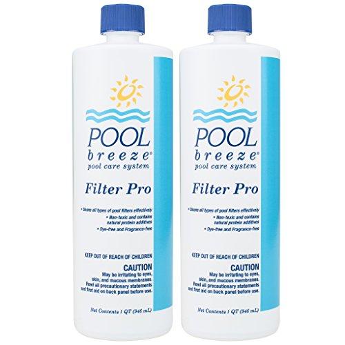 Pool Breeze Filter Pro 1 qt 2 Pack