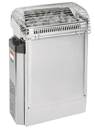 Harvia Topclass 6kw 208v-3ph Electric Sauna Heater With Control Panel includes Sauna Stones