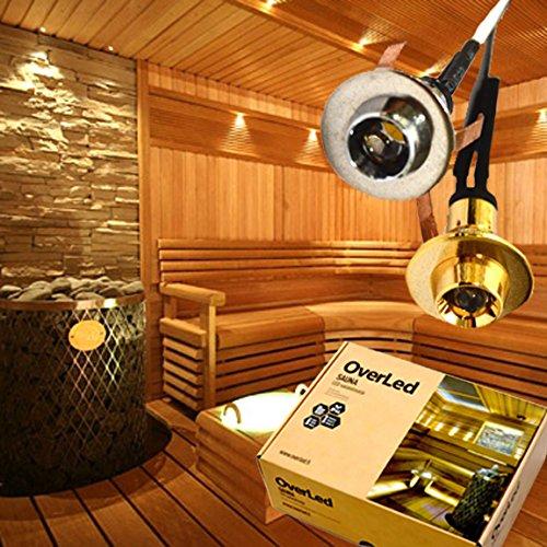 Sauna Led Lights 70 Degrees Scattering Angle 12pcs