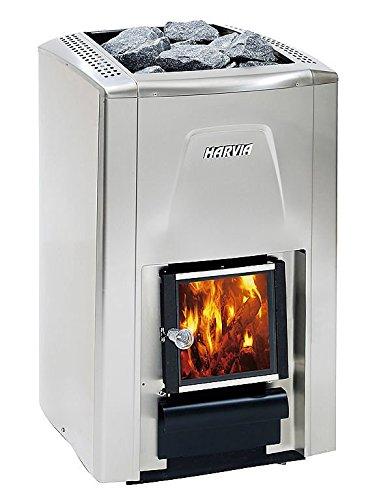 Harvia 20 Premium Woodburning Sauna Heater