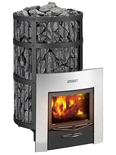 Harvia Legend 300 Duo Woodburning Sauna Heater