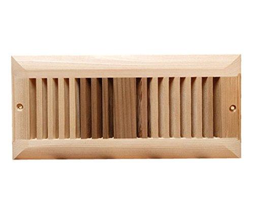 finlandia Sauna Accessories - Cedar Grille ACCES-FIN-V5G