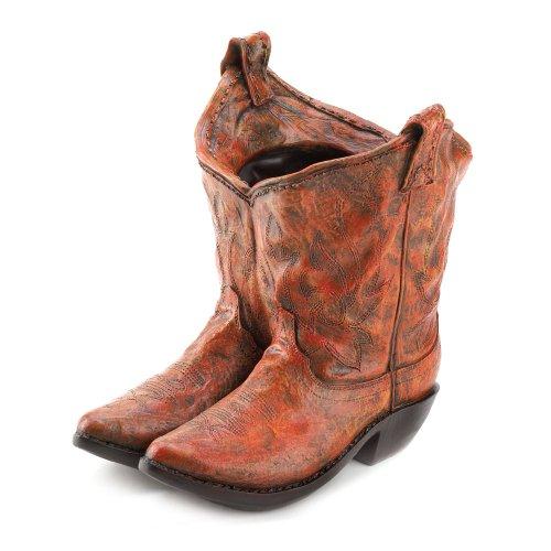 Classic Cowboy Boots Planter