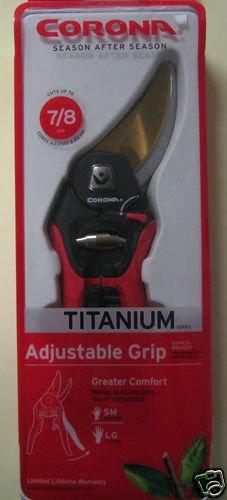 Corona Bypass Hand Pruner Bp 3359d Titanium Series