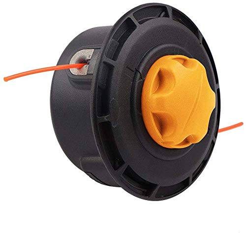 Ineedtech Reel Easy String Trimmer Head for Ryobi RY29550 RY30530 RY30550 RY30570 RY34420 RY34440 Replaces OEM  120950010 308923013