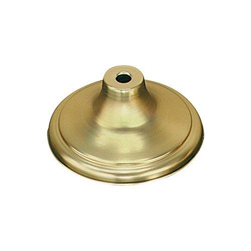 Endura Indoor Flagpole Stand - 1-18 Diameter Bore Gold