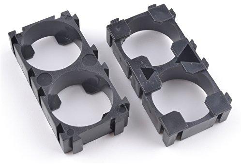 50x Battery Spacer 18650 Radiating Shell Ev Pack Plastic Heat Holder Bracket
