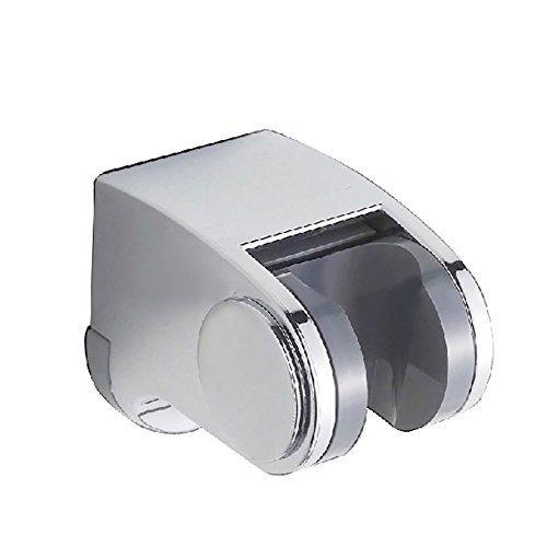 YakultTM Shower Head Bracket Holder Wall Mount Shower Arm Mount Chrome PatternName ABS shower bracket holder Model  Tools Hardware store