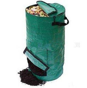 Composting Fruit Kitchen Waste Fermentation Cali Secrets Growers 40 litre BagDark Green