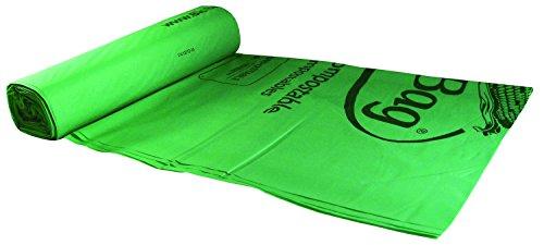 Exaco Biobag50 Biobag Compostable Liners Includes 50 Biodegradable Bags