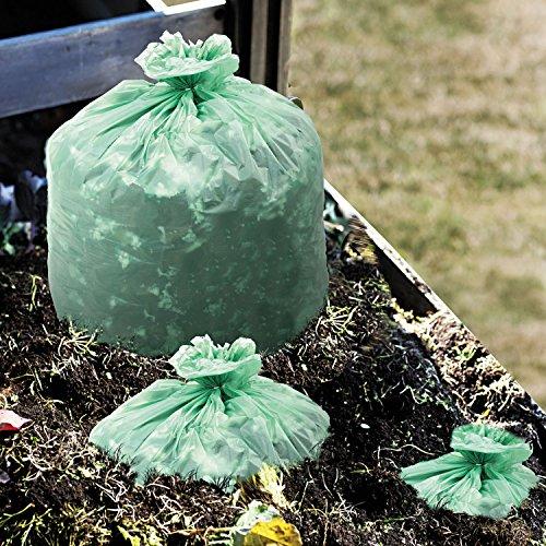 Stoe4248e85 - Stout Ecosafe6400 Compostable Compost Bags