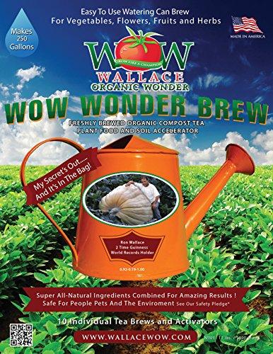 Wow Wonder Brew 500 Gram Compost Tea Bags