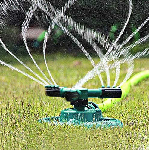 Lawn sprinkler Rotary Three Arm Lawn Sprayer Water Sprinkler