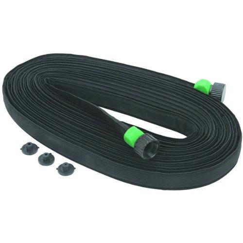Heavy Duty Nylon Standard 34 X 50 Flat Soaker Seeper Drip Irrigation Hose