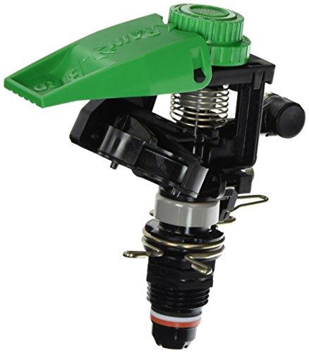Rain Bird P5-R PLUS Plastic Impact Sprinkler with Nozzle Set Adjustable 0° - 360° Pattern 24 - 45 Spray Distance