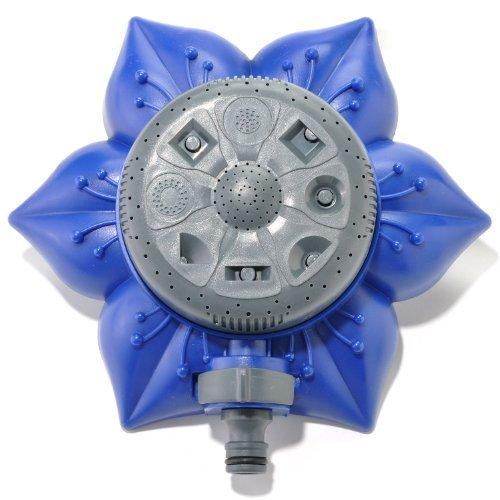 Big Boss Xhose Flower Shape 8 Spray Pattern Sprinkler