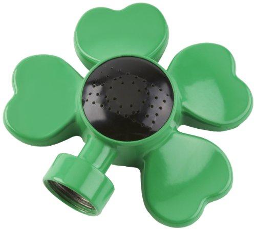 Colourwave Cw-901r-g Flower Design Circular Spot Sprinkler - Green