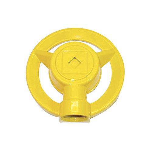 Naan Zinc Sled Spot Sprinkler 2827 sq ft-Mfg 004090 - Sold As 6 Units