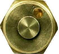 Champion Irrigation S3q Sprinkle Insert Nozzle 3 Quarter - Brass
