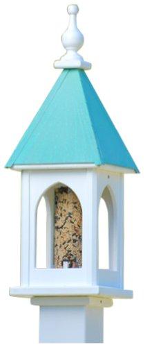 The Birdhouse Chick - Copper Bird Feeder-PVC 26x8
