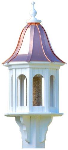 The Birdhouse Chick - Copper Bird Feeder-PVC 36x14