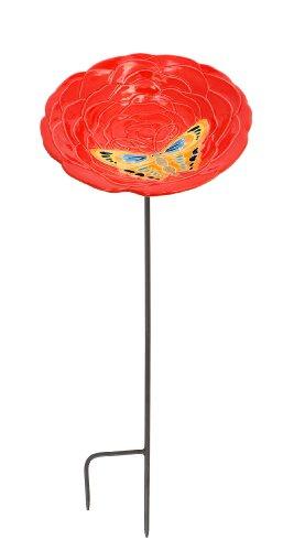 Achla Designs Vermilion Birdbath
