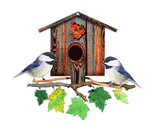 Next Innovations NSMCHICKADEES CB Nature Symphony Chickadee Birdhouse
