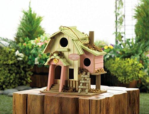 Hummingbird Birdhouse Patterns Chickadee Birdhouses Thatch Roof Plans Outside Ornamnet For Kids Decorative