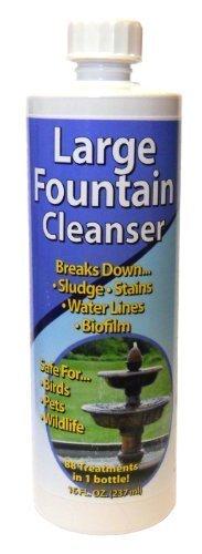Large Fountain Cleanser 16 fl Oz by Auraco Inc